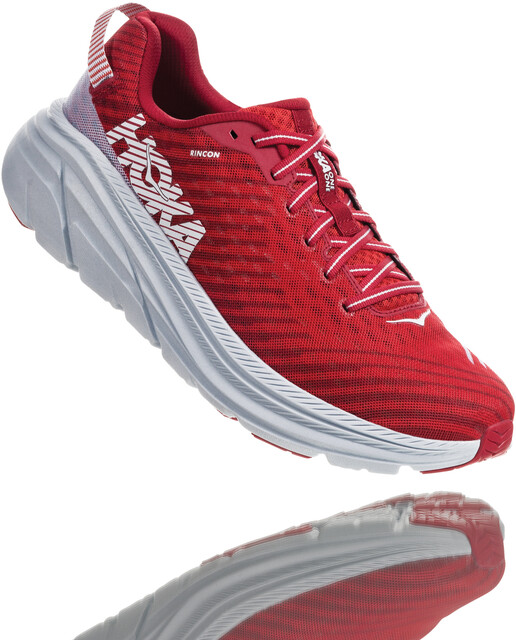 Hoka One One Rincon Running Shoes Men barbados cherryplein air